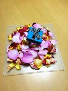 花びら&BOX